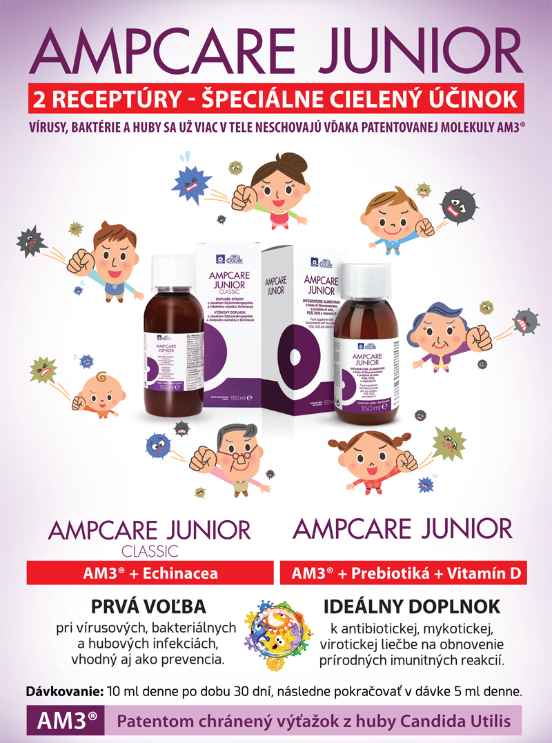 AMPcare junior info