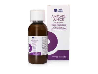 AMPcare JUNIOR CLASSIC sirup 150 ml